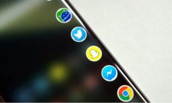 Những thủ thuật độc đáo trên màn hình cong của Galaxy S6 Edge+   Công nghệ