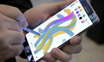 Những tính năng lợi hại có trên S Pen dành cho Galaxy Note 7 | Công nghệ