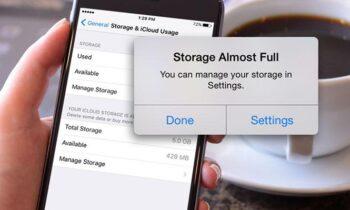 Những thủ thuật giúp giải phóng không gian lưu trữ trên iPhone   Công nghệ