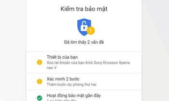 Những thủ thuật cần biết với tài khoản Google để an toàn khi lên mạng | Công nghệ