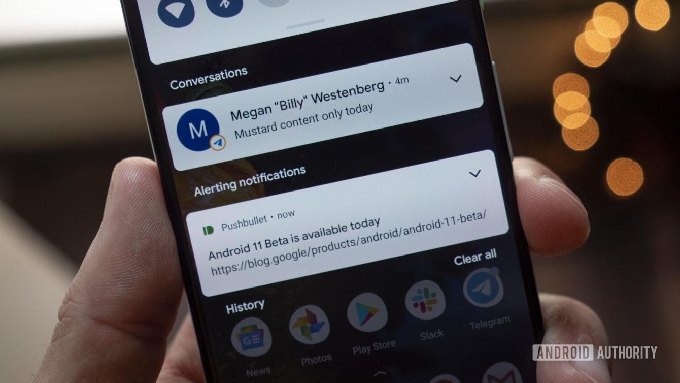 Những tính năng đáng chú ý trên Android 11 vừa ra mắt - ảnh 1