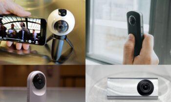 Những thiết bị quay phim chụp ảnh 360 độ nổi bật nhất năm 2016   Công nghệ